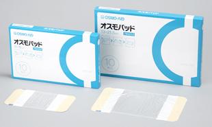 オスモパッドの製品規格のイメージ
